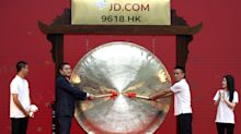 JD.com Sets $38B Sale Record for 618 and Celebrates New Listing