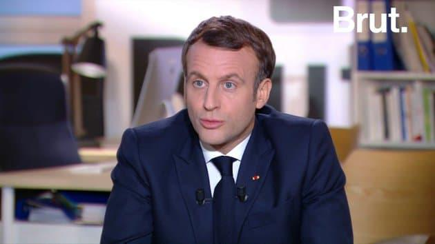 """Présidentielle de 2022: Macron n'exclut rien y compris de ne """"pas pouvoir être candidat"""""""