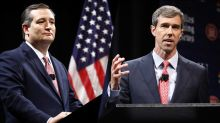Cruz and O'Rourke face off in testy Texas Senate debate