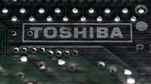 Toshiba succeeds in bid for chip equipment unit, beating Hoya