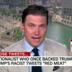 CNN criticised for inviting white supremacist Richard Spencer on air to discuss Trump racism