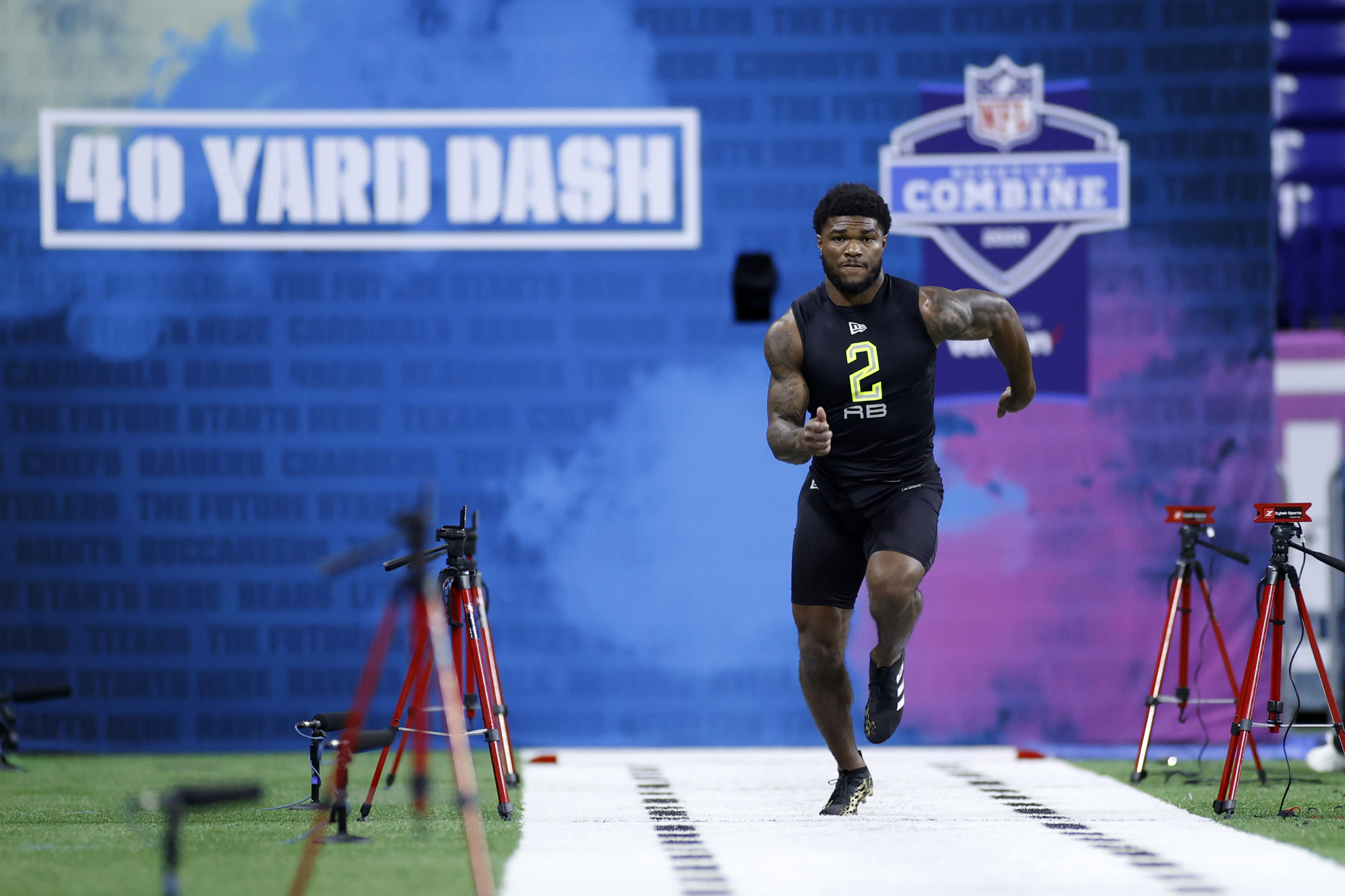 Nfl Combine Winners Losers Who Fared Well And Who Struggled