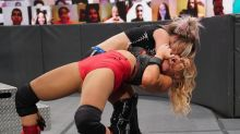 WWE SmackDown: Alexa Bliss Taken Over by The Fiend against Lacey Evans
