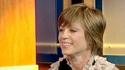 Dorothy Hamill Visits WXII To Talk Breast Cancer
