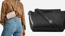 Everlane's new micro bag is proof that good things come in small packages