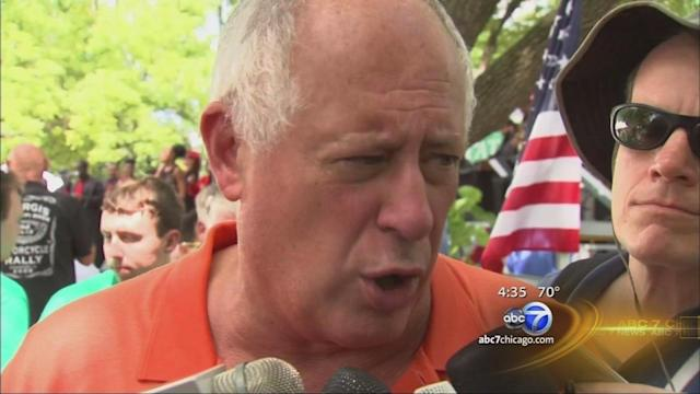 Illinois politicians talk about sentencing of Jacksons
