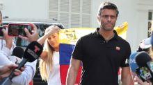 Crisis en Venezuela: el líder opositor Leopoldo López ya está en España, tras 18 meses refugiado
