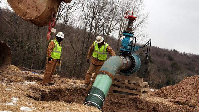 "Will Fracking–""the Biggest Boom Since the Housing bubble""–Turn Out the Same Way?"