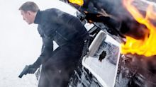 'Spectre' Stuntman: 'It's the Little Stunts that Hurt the Most'