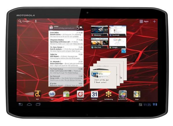 Motorola Xoom 2 and Xoom 2 Media Edition get official (video)