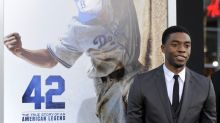 Actor Chadwick Boseman, star of '42,' dies on Jackie Robinson Day
