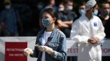 中國大使館稱哈薩克斯坦出現「不明肺炎」,哈衛生部稱是「假新聞」