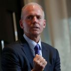 Boeing CEO says 'fully supportive' of board's move to split jobs: memo