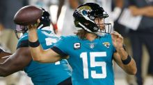 Jaguars' offense punchless without DJ Chark as downfield threat