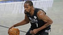 Perfect Durant fuels Nets' NBA rout