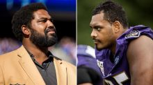 Jonathan Ogden: Ronnie Stanley Is 'Hopefully the Next Me'