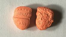 Trump-Shaped Orange Ecstasy Pills Seized in Huge Drug Sweep in Indiana