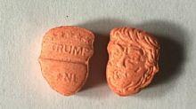 Trump-Shaped Orange Ecstasy Pills Seized in Huge Drug Sweep in Indiana