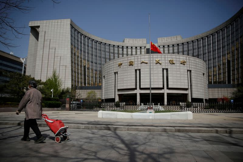 China Central Bank Says To Implement Monetary Policy More