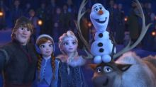 """""""Frozen 2"""" adds two new cast members"""