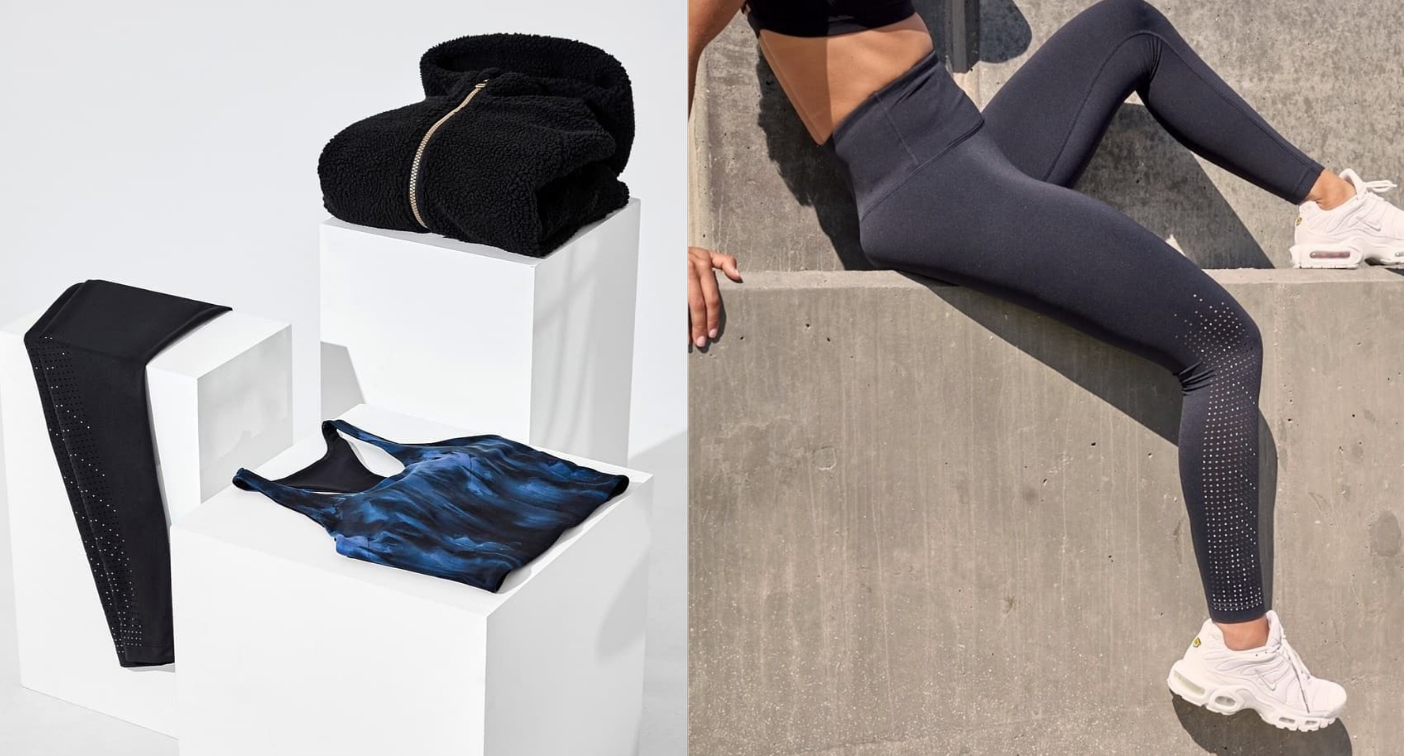 This Canadian activewear brand is a great affordable alternative to Lululemon