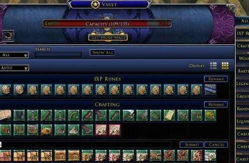Players speak and devs deliver: LotRO's new vault system and EU preview event on the way