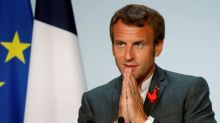 """France's Macron says Europe has """"lost"""" the global battle in cloud computing"""