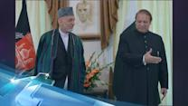 Afghan Leader In Pakistan To Discuss Peace Talks
