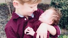 Boy Sings '10,000 Hours' to His Baby Brother Who Has Down Syndrome in Heartwarming Video