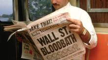 What history tells us about scary stock market selloffs: Morning Brief