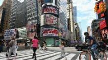Kota New York berencana kunci sembilan kawasan