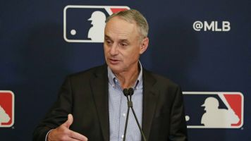 Manfred tries to clarify his comment on 60 games