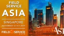 Astea International Sponsors Field Service Asia 2019