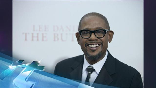 Forest Whitaker: 'I'm hoping that people will recognize that they need to stand up and have their voices heard'