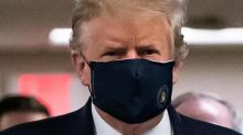 Trump hospitalisé: le président chinois lui souhaite un «prompt rétablissement»