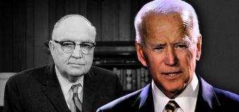 Biden on racist colleague: 'He never called me boy'