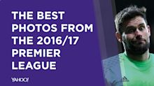 The Best Photos from the 2016/17 Premier League