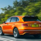 The 2019 Bentley Bentayga Speed Is Faster but Cannot Crush the Lamborghini Urus