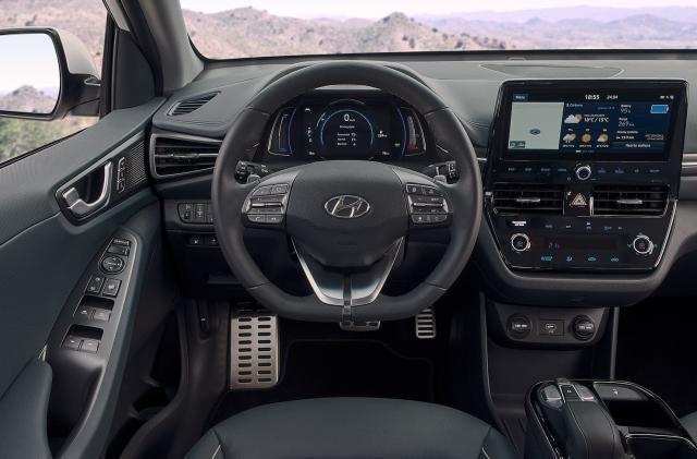 Hyundai's Ioniq EV gets a bigger battery and more connectivity