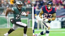 Miles Sanders hoping to learn from former All-Pro running back Arian Foster