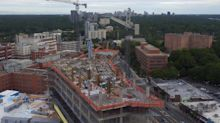 Cranes over ATL: Construction boom is changing Atlanta (Slideshow)