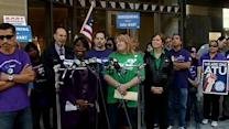 All 3 unions give strike notice to BART