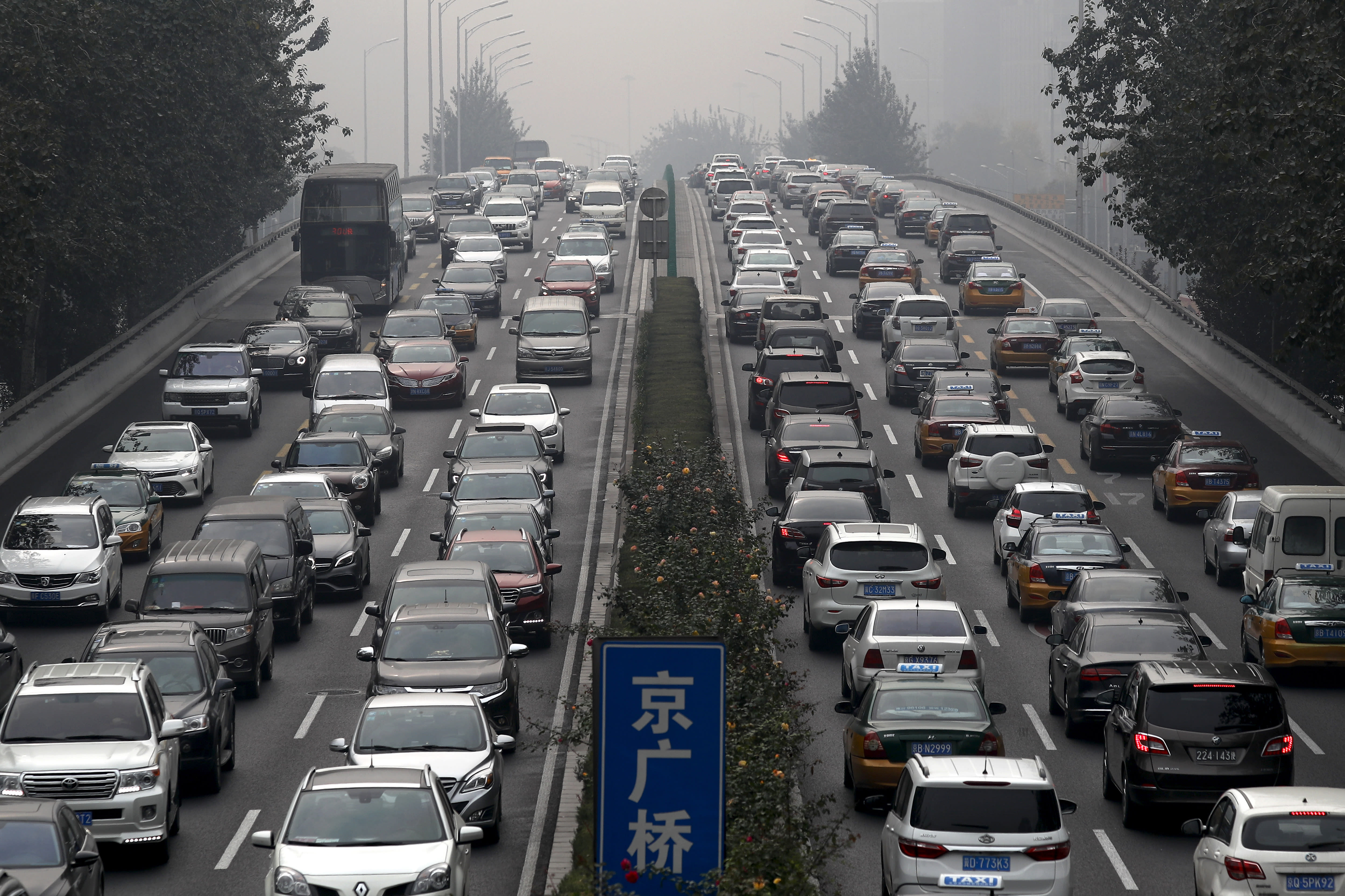 Auto sales in China fall for 15th straight month