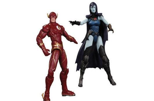 DC promises Injustice action figures among us this summer