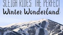 Skiing, Snow Shoeing, and Sleigh Rides: the Perfect Winter Wonderland