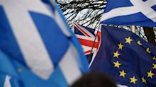Support for Scottish independence soars to 52% as three polls in a week show anti-Brexit surge