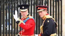 Prince Harry has officially named Prince William as his best man