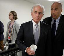 "New U.S. Budget is a ""Hoax"" Says GOP's Bob Corker"