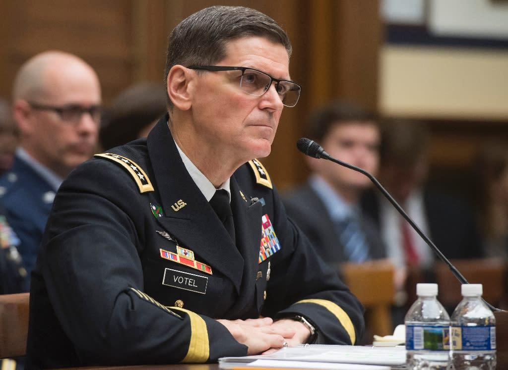 General Joseph Votel, head of Central Command