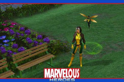 The Stream Team: Celebrating Chaos Week with new sidekick Wasp in Marvel Heroes